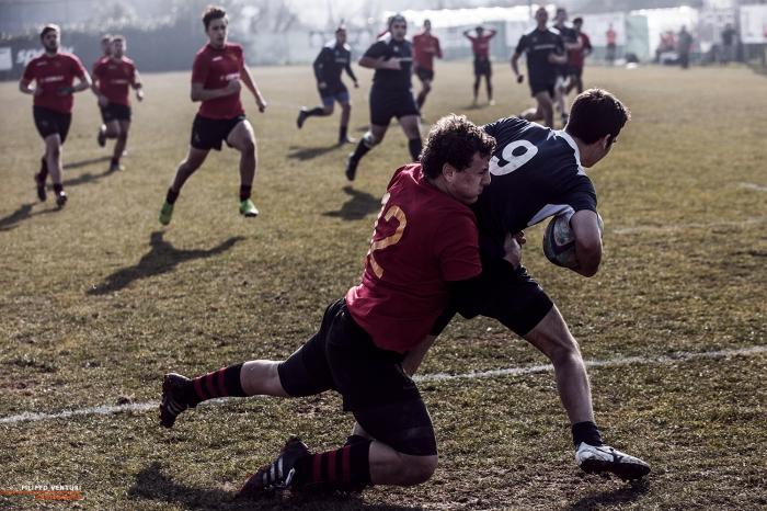 Romagna RFC - Amatori Parma Rugby - Photo 12