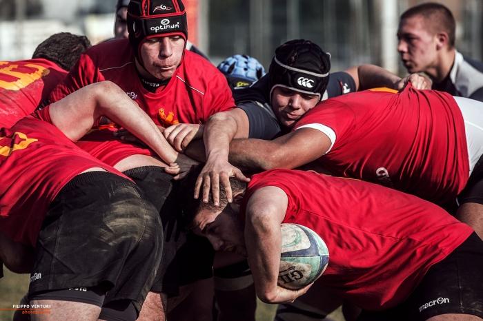 Romagna RFC - Amatori Parma Rugby - Photo 15