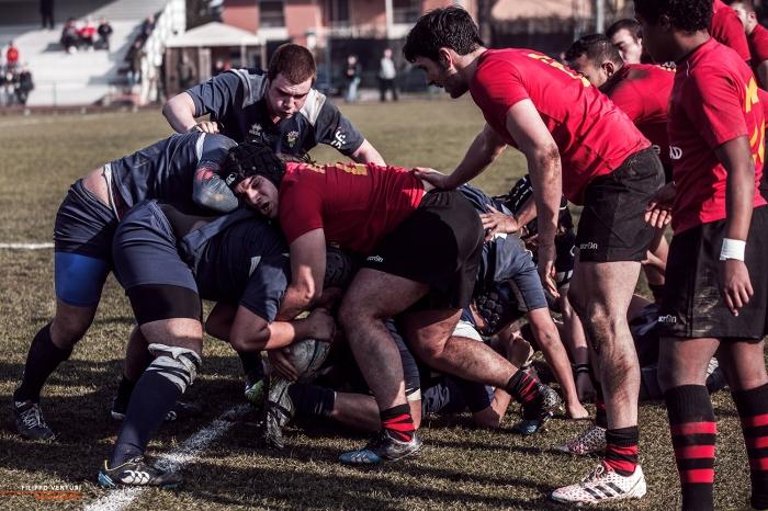 Romagna RFC - Amatori Parma Rugby - Photo 21