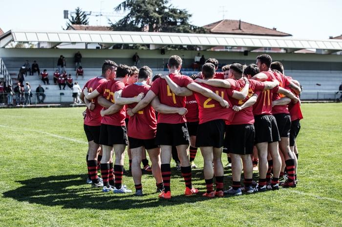 Under 18: Romagna RFC – Cavalieri Prato Sesto, foto 4