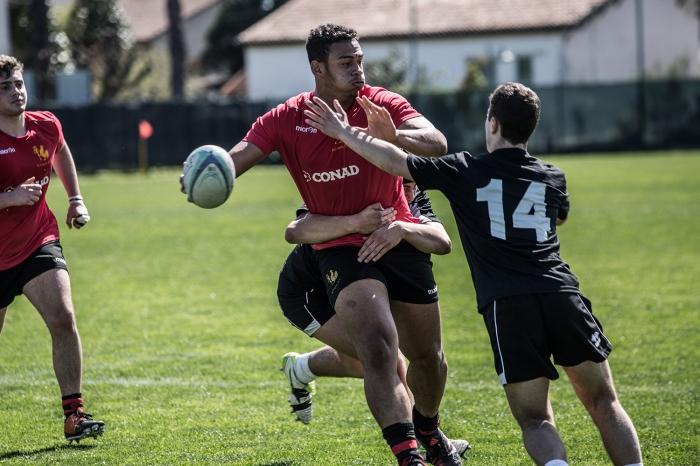 Under 18: Romagna RFC – Cavalieri Prato Sesto, foto 11