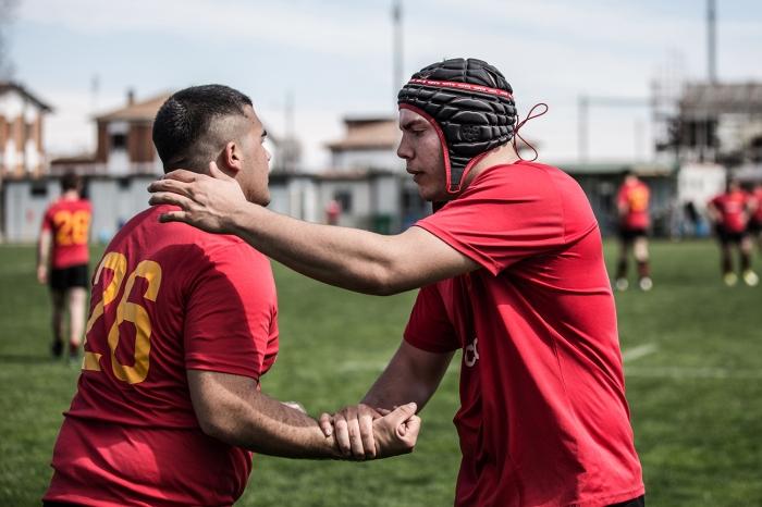Under 18: Romagna RFC – Cavalieri Prato Sesto, foto 22