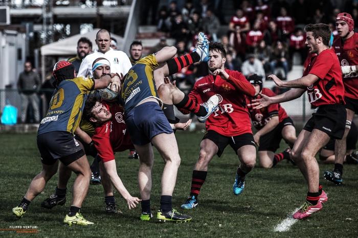 Romagna RFC – Vasari Rugby Arezzo, photo 7