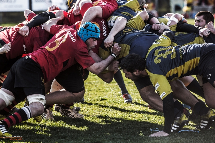 Romagna RFC – Vasari Rugby Arezzo, photo 16