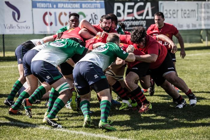 Romagna RFC – Modena Rugby 1965, foto 1