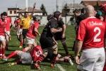Romagna RFC – CUS Perugia Rugby, foto 4