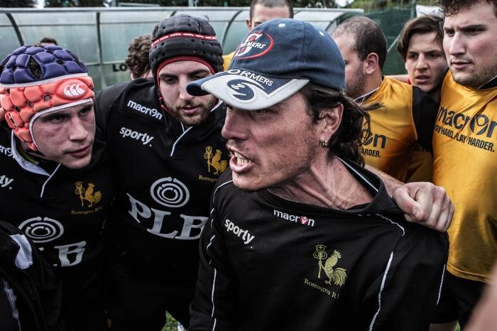 Romagna RFC – CUS Perugia Rugby, foto 16