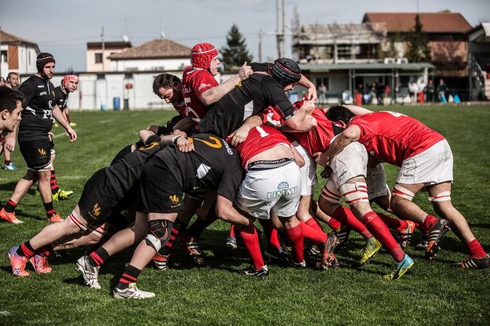 Romagna RFC – CUS Perugia Rugby, foto 18