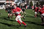 Romagna RFC – CUS Perugia Rugby, foto 21