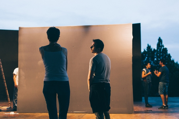 Miles Gloriosus, con Ivan Bacciocchi e Camillo Grassi (Backstage), foto 5