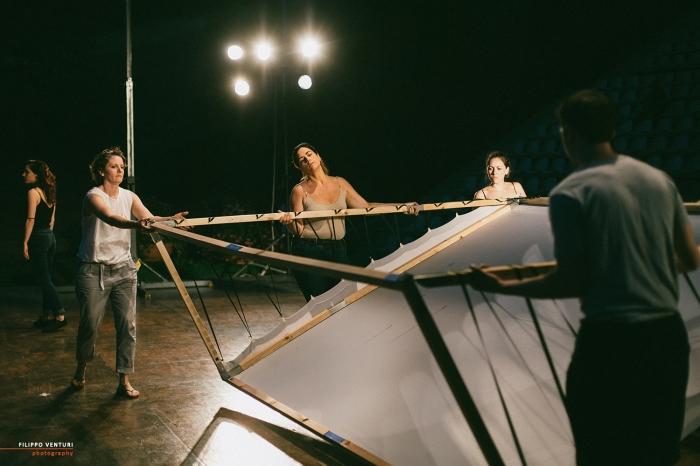 Miles Gloriosus, con Ivan Bacciocchi e Camillo Grassi (Backstage), foto 7