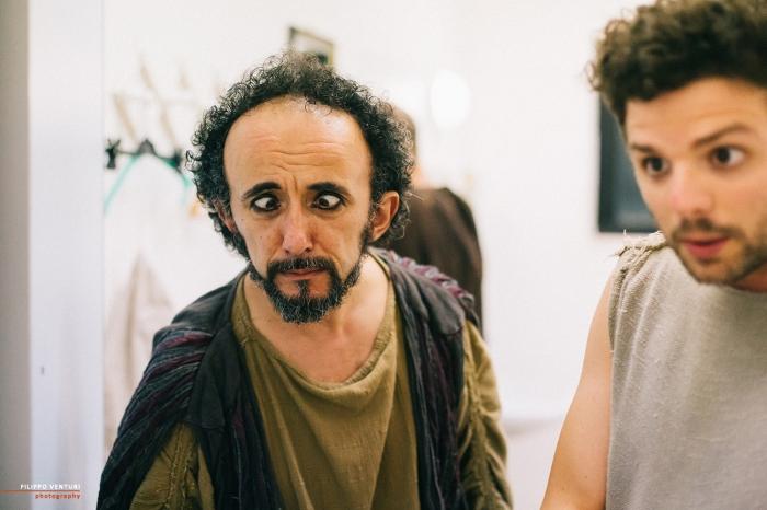Miles Gloriosus, con Ivan Bacciocchi e Camillo Grassi (Backstage), foto 10
