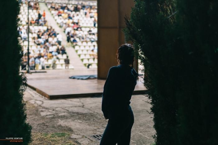 Miles Gloriosus, con Ivan Bacciocchi e Camillo Grassi (Backstage), foto 16