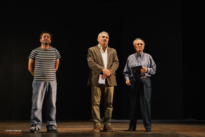 Miles Gloriosus, con Ivan Bacciocchi e Camillo Grassi (Backstage), foto 17