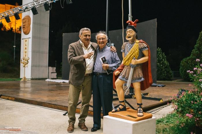 Miles Gloriosus, con Ivan Bacciocchi e Camillo Grassi (Backstage), foto 18