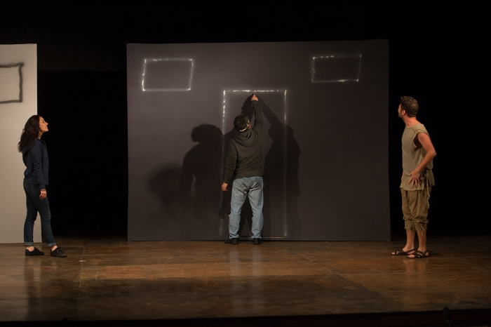 Miles Gloriosus, con Ivan Bacciocchi e Camillo Grassi, foto 12