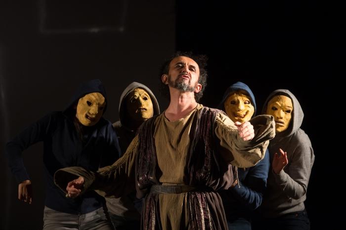 Miles Gloriosus, con Ivan Bacciocchi e Camillo Grassi, foto 15