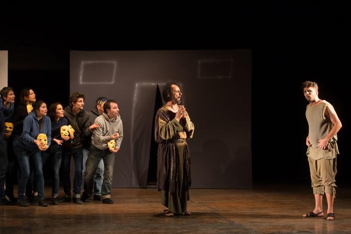 Miles Gloriosus, con Ivan Bacciocchi e Camillo Grassi, foto 20
