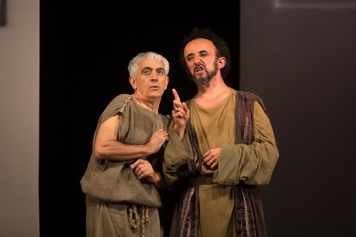 Miles Gloriosus, con Ivan Bacciocchi e Camillo Grassi, foto 32