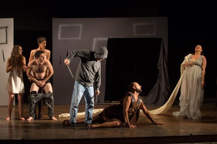 Miles Gloriosus, con Ivan Bacciocchi e Camillo Grassi, foto 42
