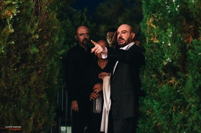Sebastiano Lo Monaco, Iliade - Da Omero a Omero, foto 1