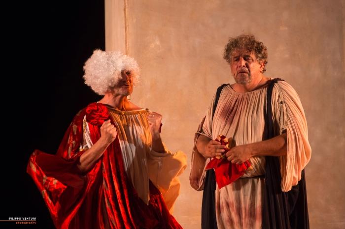 L'Avaro di Tito Maccio Plauto, con Edoardo Siravo, foto 12