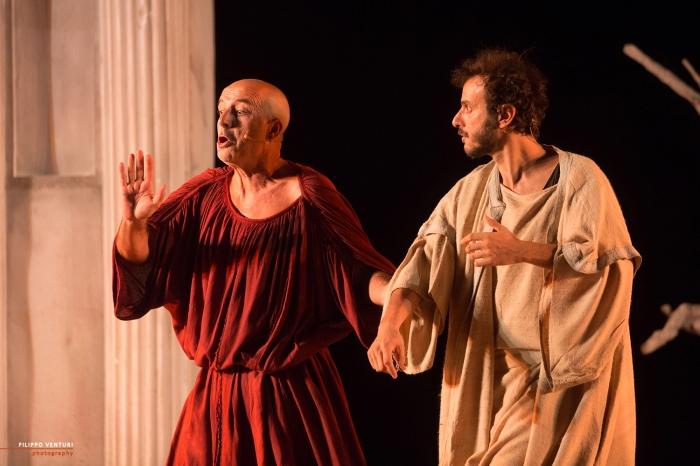 L'Avaro di Tito Maccio Plauto, con Edoardo Siravo, foto 17