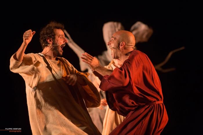 L'Avaro di Tito Maccio Plauto, con Edoardo Siravo, foto 20