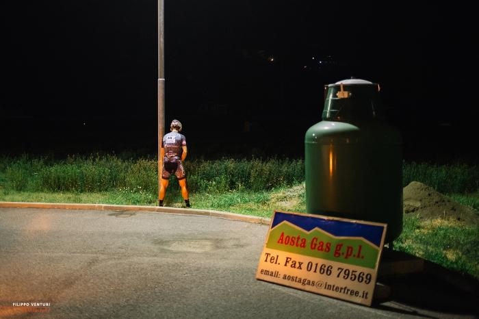 Sandro Valbonesi, da Savona, a Cervinia, alla vetta del Breithorn, foto 15