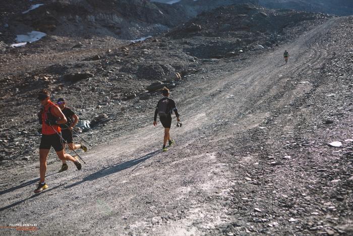 Sandro Valbonesi, da Savona, a Cervinia, alla vetta del Breithorn, foto 21