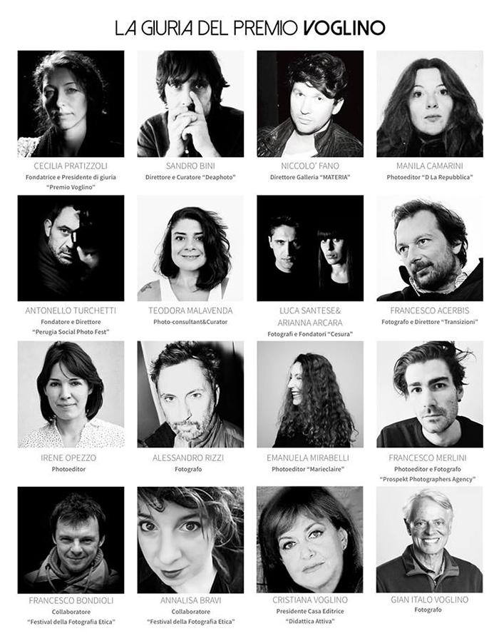 La Giuria del Premio Voglino al Festival di Fotografia Etica di Lodi