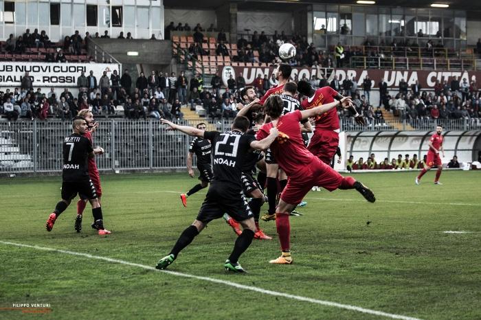 Calcio: Ravenna-Padova - Foto 1
