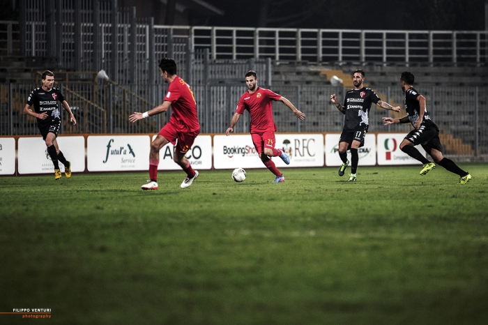 Calcio: Ravenna-Padova - Foto 10
