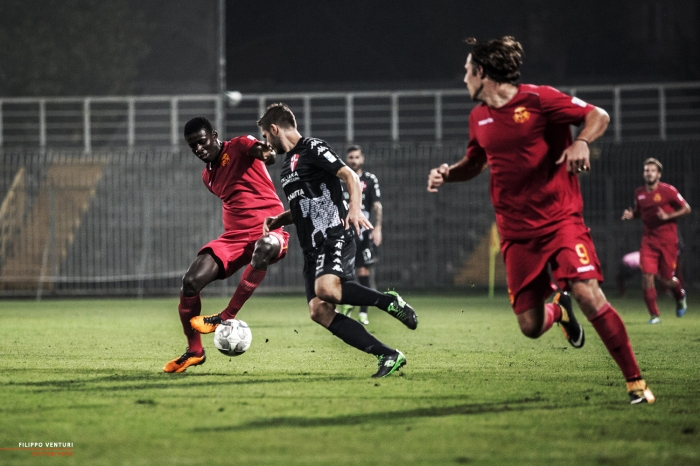 Calcio: Ravenna-Padova - Foto 11
