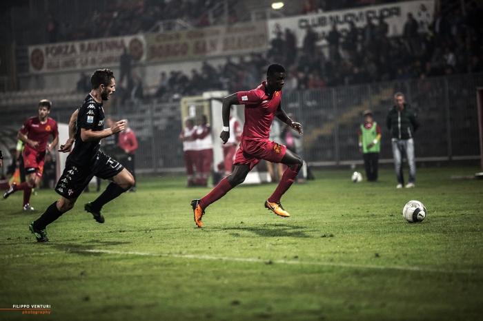 Calcio: Ravenna-Padova - Foto 13