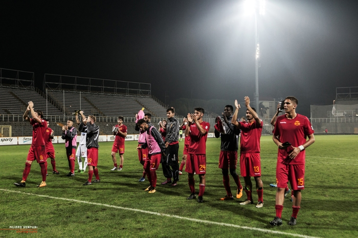 Calcio: Ravenna-Padova - Foto 19