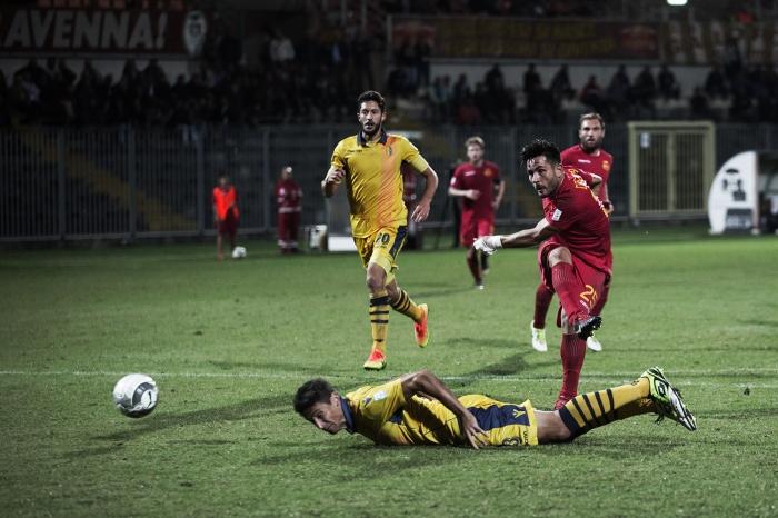 Calcio: Ravenna-Modena - Foto 13