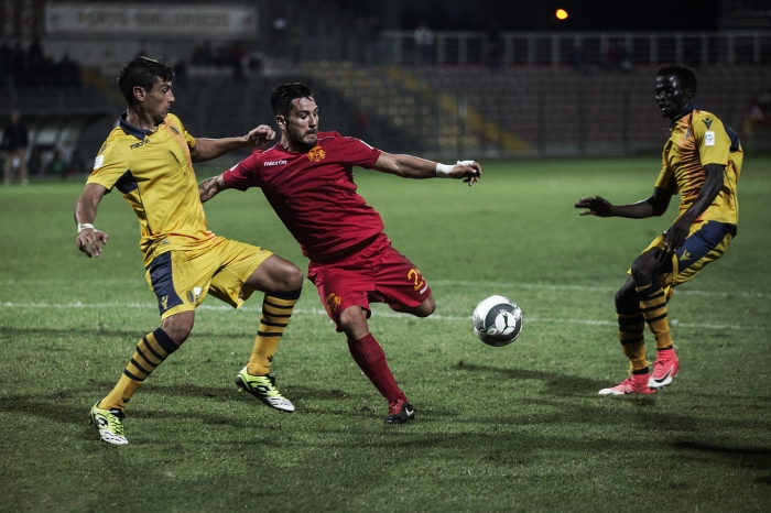 Calcio: Ravenna-Modena - Foto 14