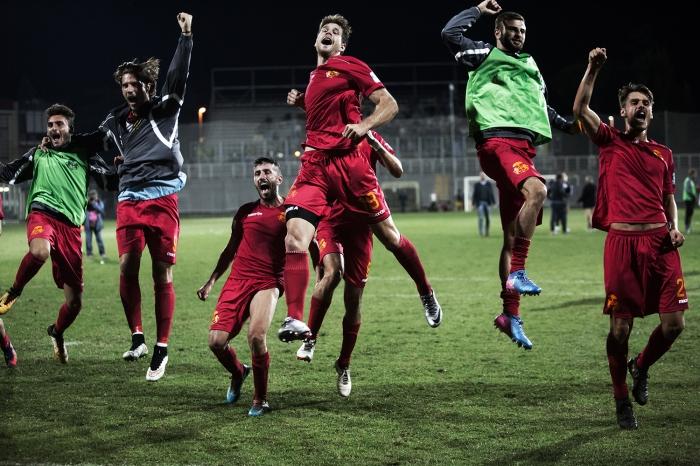 Calcio: Ravenna-Modena - Foto 17