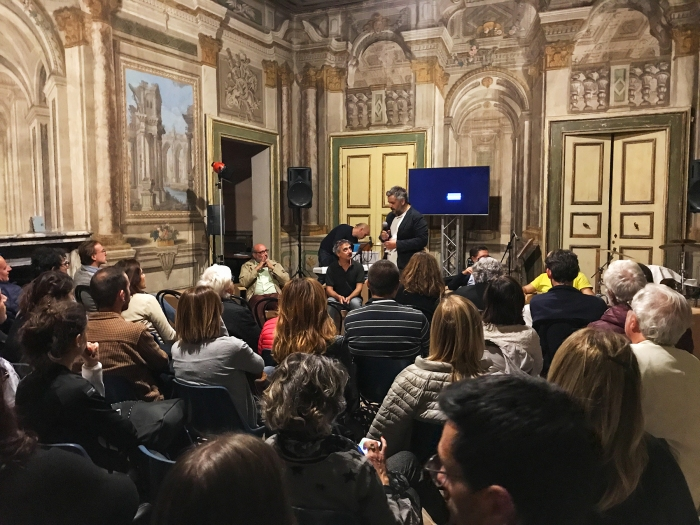 """Filippo Venturi vince il """"Premio Il Reportage"""" a Umbria World Fest 2017"""