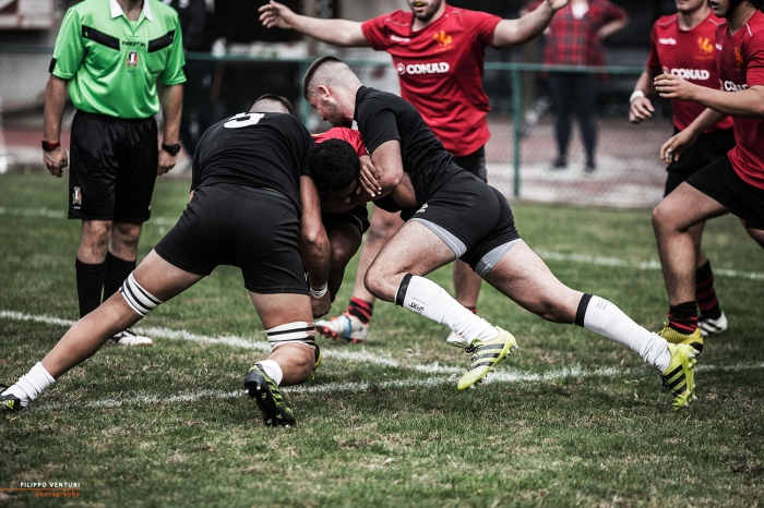 Rugby Pictures, 8