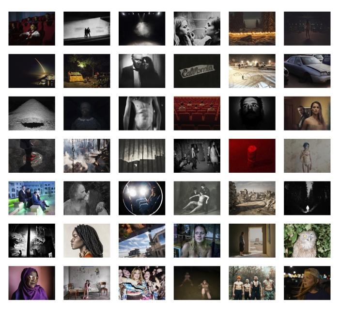Finalista al Gomma Photography Grant 2017