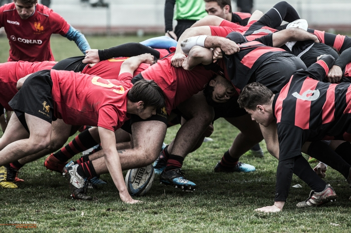 Rugby Photograph 2