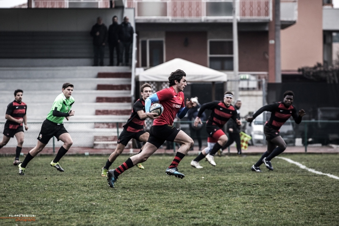 Rugby Photograph 3