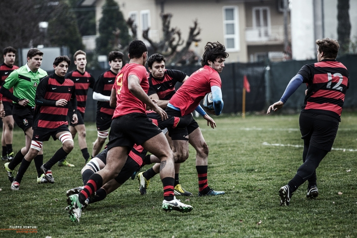 Rugby Photograph 4