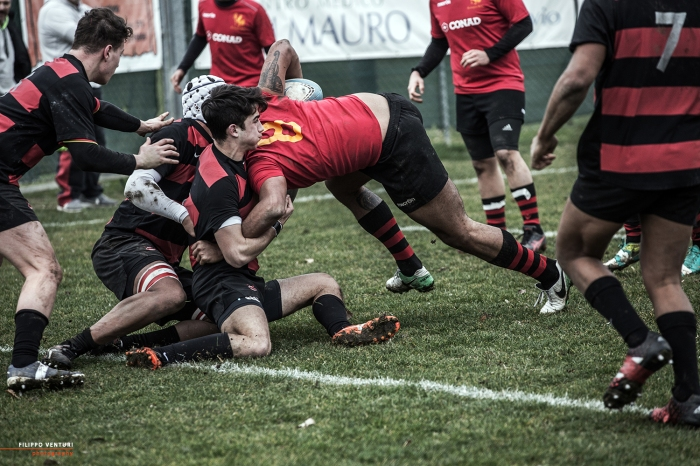 Rugby Photograph 11