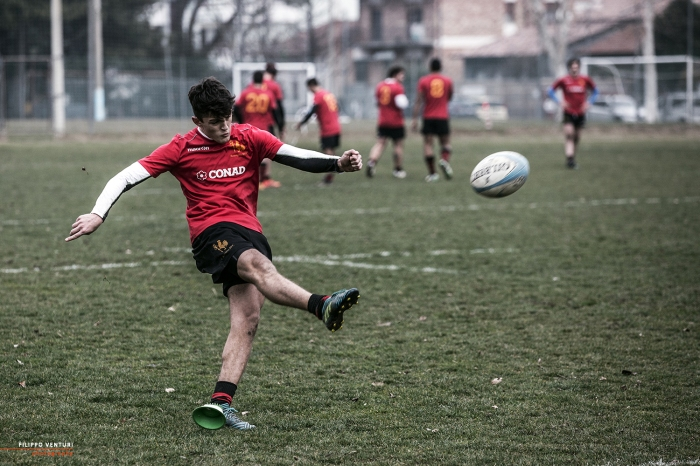 Rugby Photograph 12