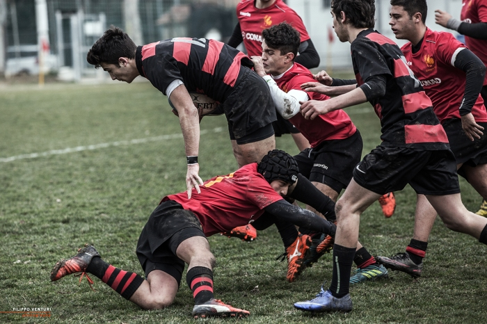 Rugby Photograph 13