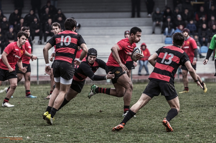 Rugby Photograph 15