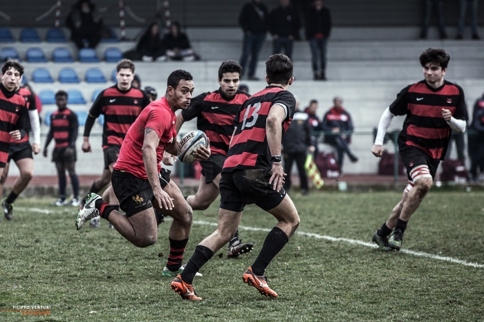 Rugby Photograph 16